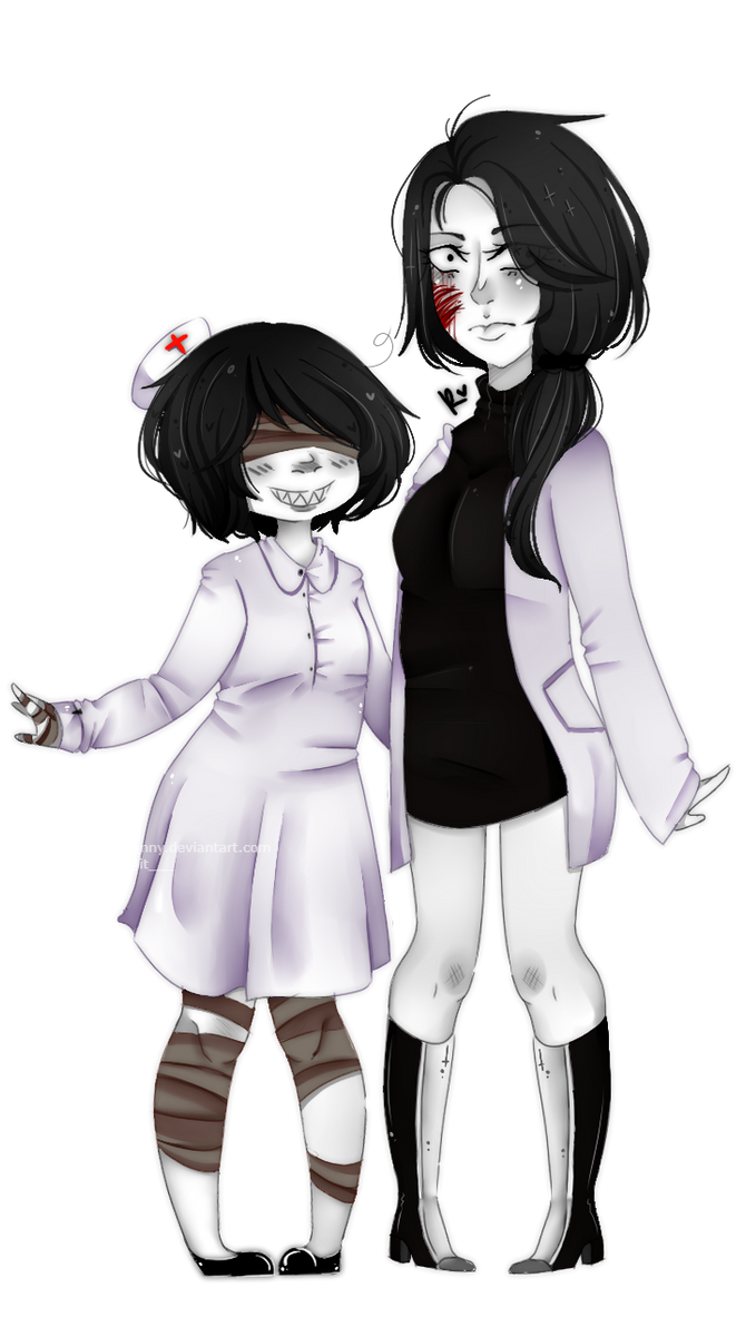 [AT 3] - Veronica x Jane by DysfunctionalBunny