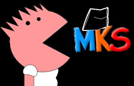MKS logo with Buhrt