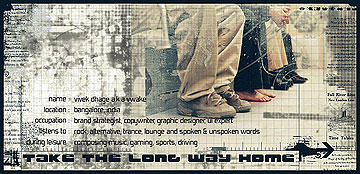 Take the long way home v1 by vwake