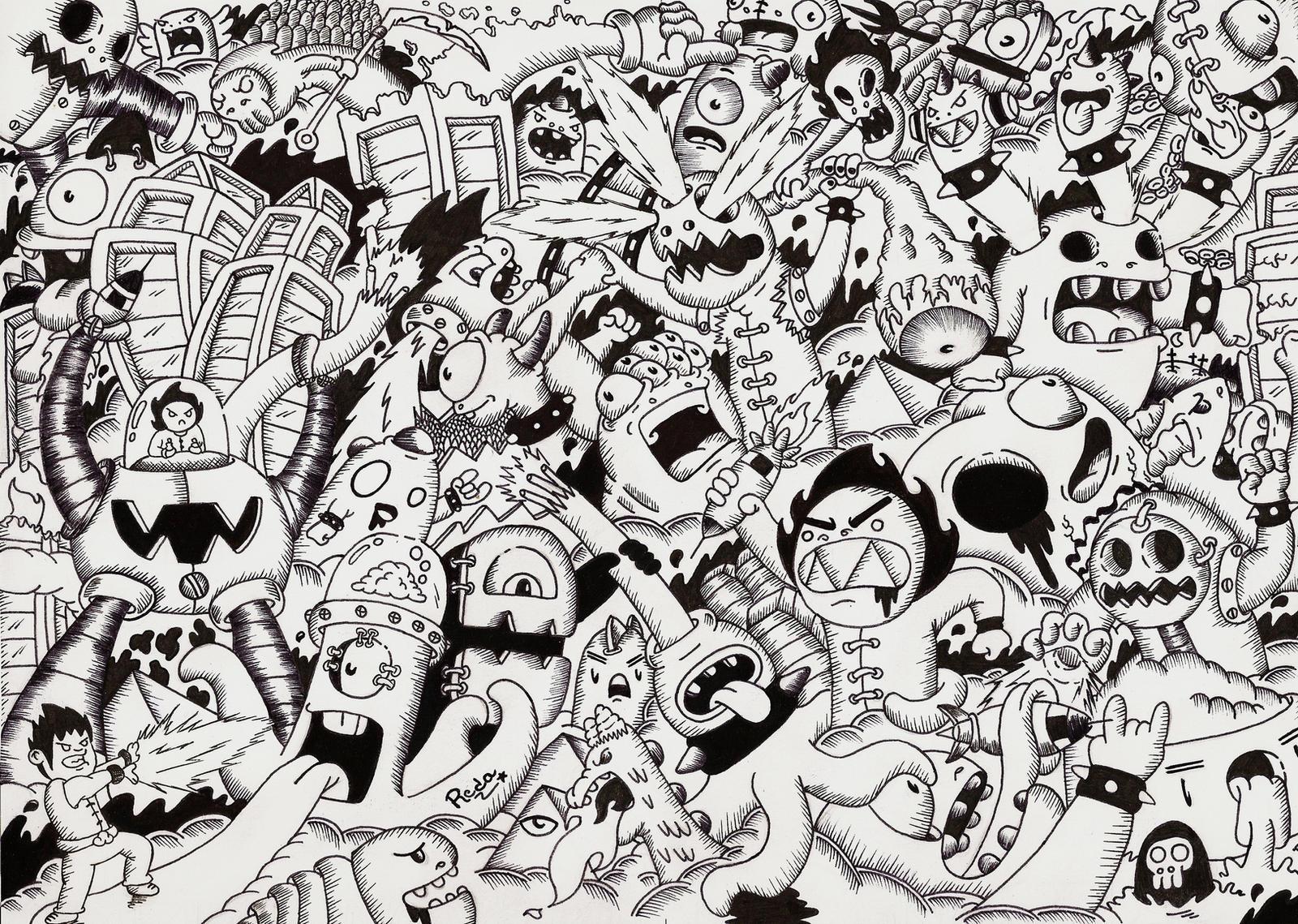 Doodle S: Doodle Is Art