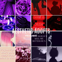 .:AESTHETIC ADOPTS:. [OPEN 3/4] 4.21.19 by artsy-ari-everett