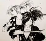 Manga and (New) Anime Hyakkimaru
