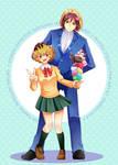 Golden Duo (Nougami Neuro/ Yako)