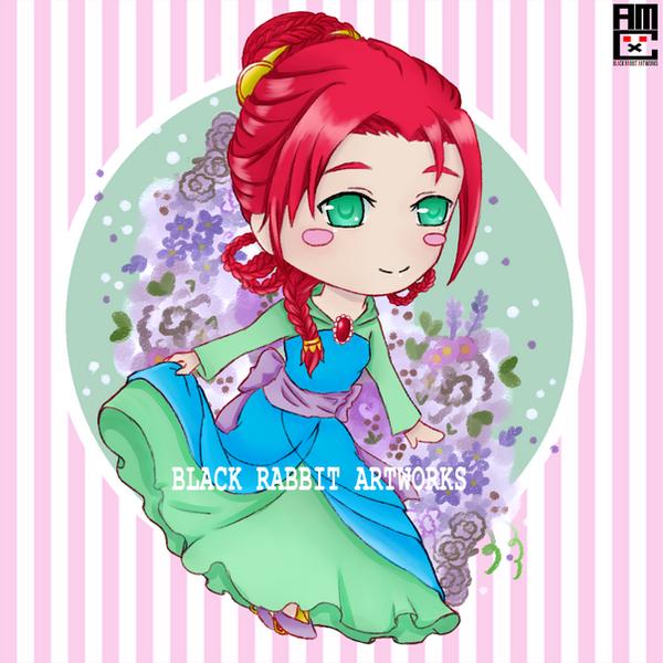 [Commission]Empress Clementine by blackrabbitartworks