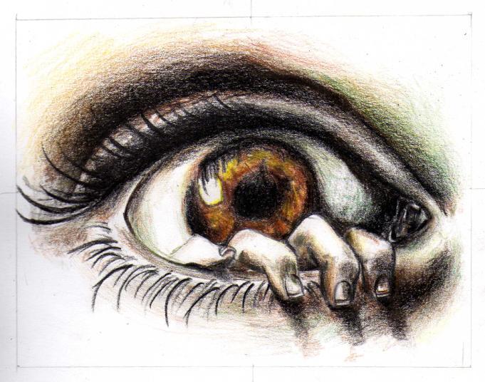 The Eye by Fayerin