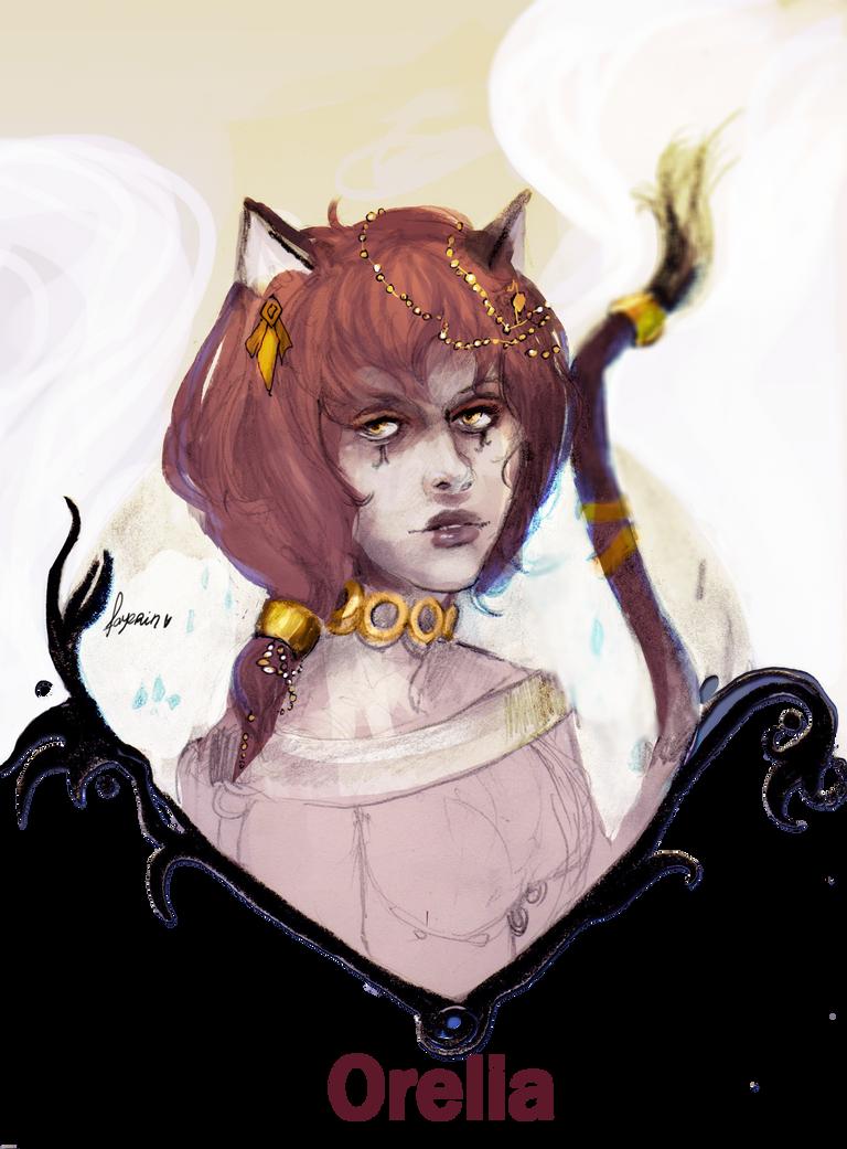 Orelia by Fayerin