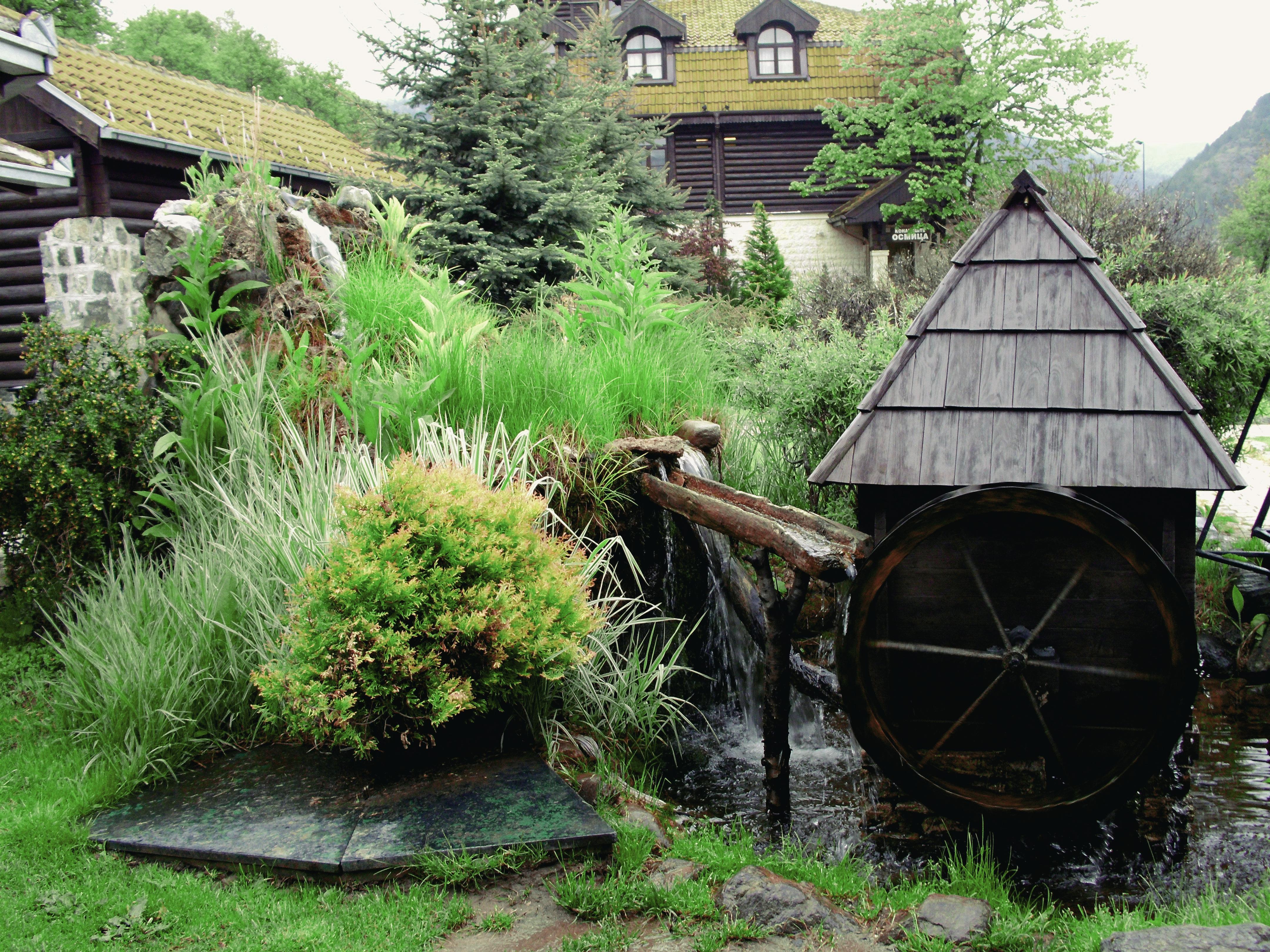 Water mill 4 by MajcheZmajche