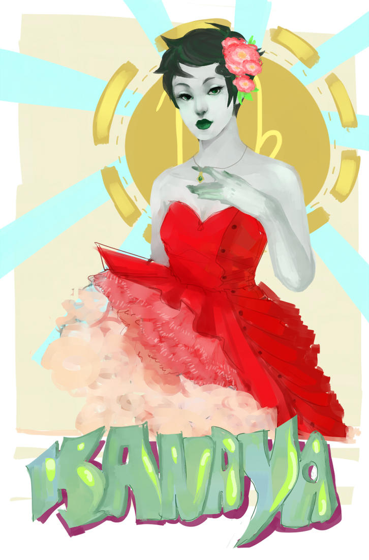 Kanaya Maryam by akaimoon33