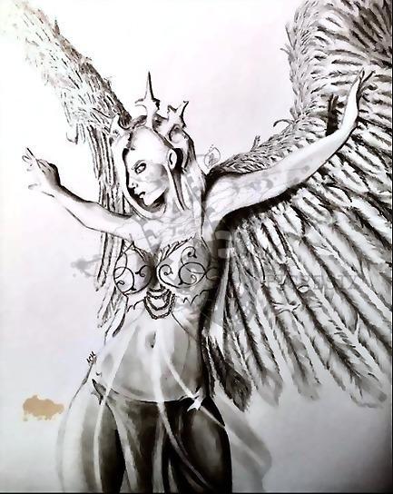 Jessica : Spirit Form by XxJennaKittyxX