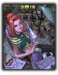 Space Elf Hacker