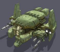 Kaean ArmorSHip by SC4V3NG3R