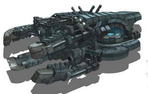 Kaean Ship by SC4V3NG3R
