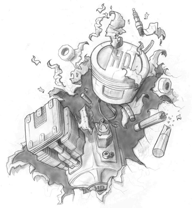harley davidson engine by sc4v3ng3r on deviantart rh deviantart com harley davidson engine parts diagram harley davidson engine timeline