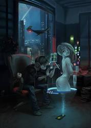Vision of the future 001 by SC4V3NG3R