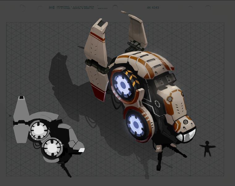 Aegis Ship by SC4V3NG3R