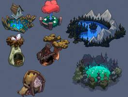 Habitats by SC4V3NG3R