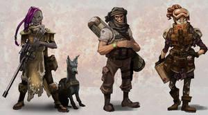 FalloutUnitsDA1 by SC4V3NG3R