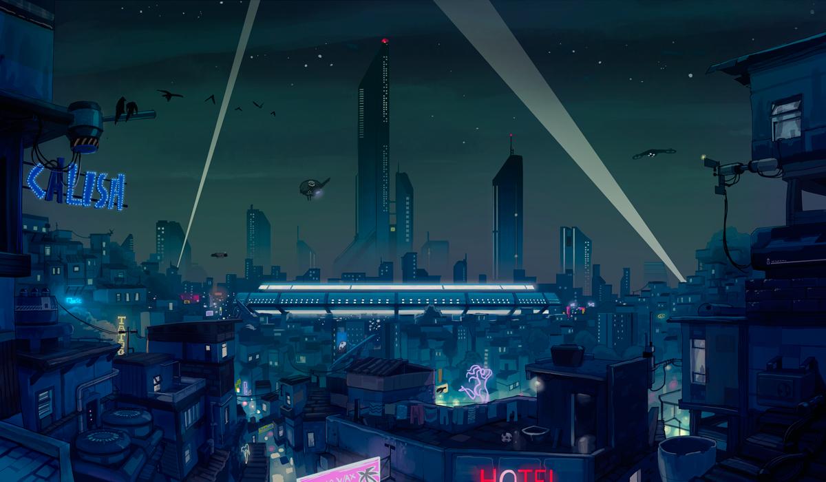 Brazilian Cyber Slums
