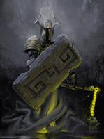 Dual Knight by SC4V3NG3R