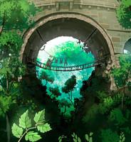 Below the Bridge lies another bridge