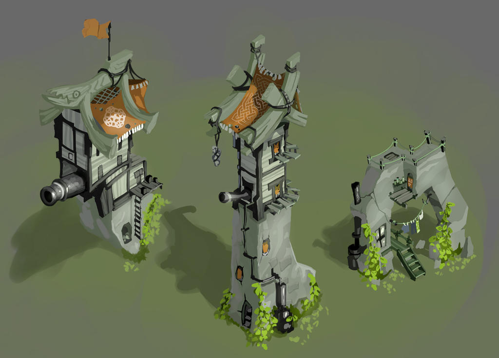 Tower concept by SC4V3NG3R