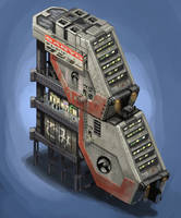 Building concept by SC4V3NG3R