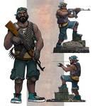 Raid And Trade: Bodyguard