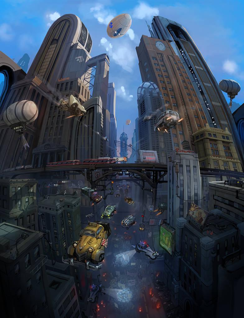 Crisis Cover by SC4V3NG3R