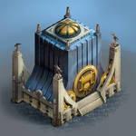 City of Gears: Bank