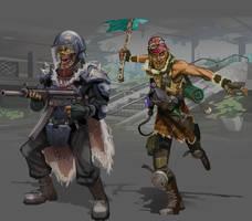 Raid and Trade: Badguys 2