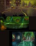 Lionheart:Dark Moon- Fenlands