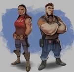 Plexraider:  Dwarves