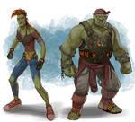 Plexraider:   Orcs