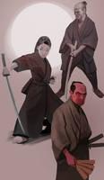 Samurai Practice by SC4V3NG3R