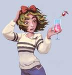 Delilah Winter Drink