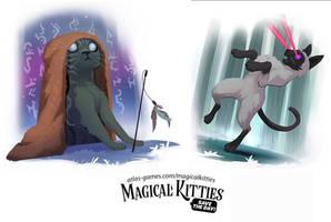 Magical Kittes