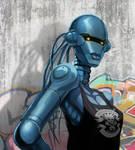 Goons : Robot Lady