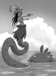 Seamonster Lullaby
