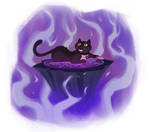 Magical Kitties Saves the Day- Trouble