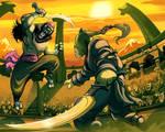 Arena duel
