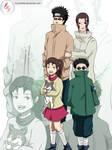 Shino's family