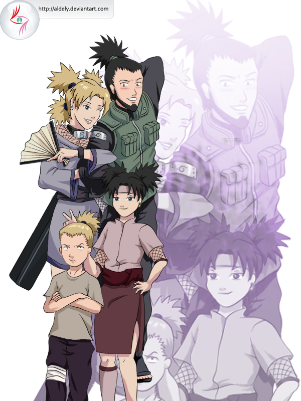 Shikamaru couples on S...