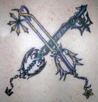 New KH2 tattoo