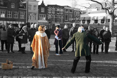 Gouda and Christmas, 2009. by Jo-in-Sydney