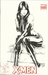 X 23 Commission by Deilson