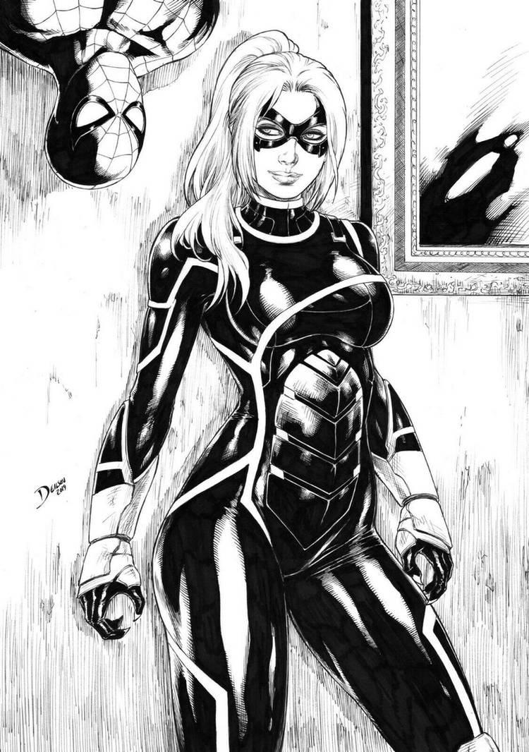 Black Cat by Deilson