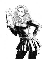 Hermione Granger by Deilson