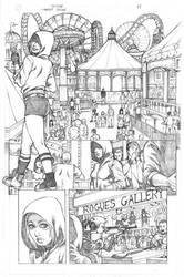 Harley Quinn Sample page 01