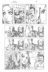 Harley Quinn Sample page 02