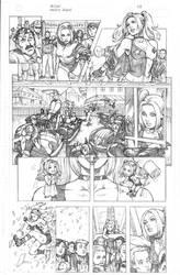 Harley Quinn Sample page 03